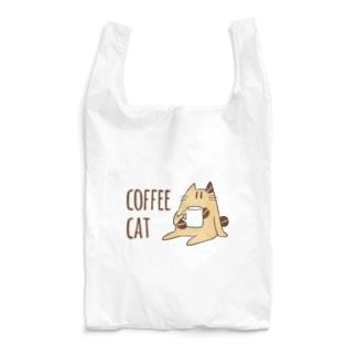 COFFEE CAT Reusable Bag