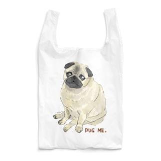 パグ ME🌸 Reusable Bag