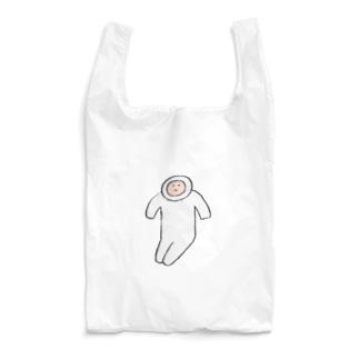 もち人間 Reusable Bag
