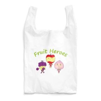 フルーツヒーローズ Reusable Bag