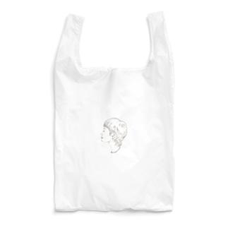 横顔 Reusable Bag