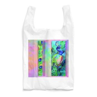 孔雀・ロ Reusable Bag