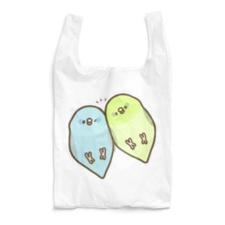 仲良しマメルリハさん Reusable Bag