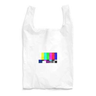 カラーバー Reusable Bag