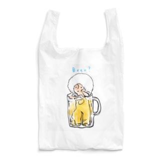 ビールちゃん Reusable Bag