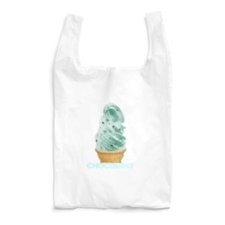 madeathのチョコミントソフト Reusable Bag