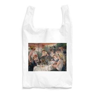ピエール=オーギュスト・ルノワール 《舟遊びをする人々の昼食》 Reusable Bag