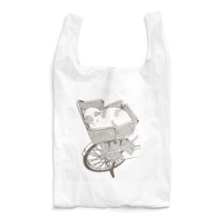 チャリネコ Reusable Bag