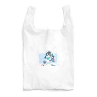 水色冥土 Reusable Bag