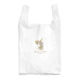 Rabbit -花束- Reusable Bag