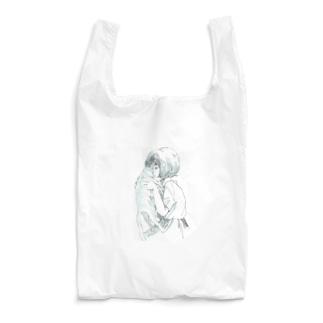 ねこくんかくんか Reusable Bag