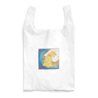 エッグトースト Reusable Bag