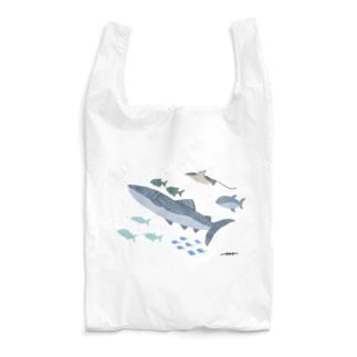 うみのいきもの Reusable Bag