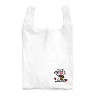 / HAPPYにゃんこ Reusable Bag