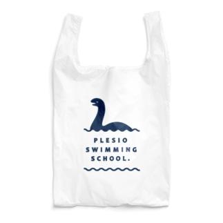 プレシオスイミング(紺)n Reusable Bag