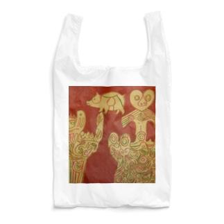 縄文土器 Reusable Bag