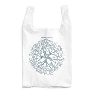 テヅルモヅルlightcolor Reusable Bag