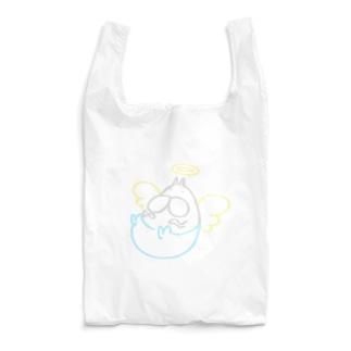 ねこタイツ エンジェル ライン Reusable Bag