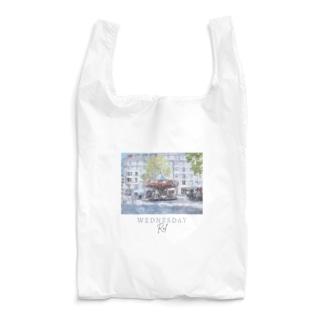 WEDNESDAY tee Reusable Bag