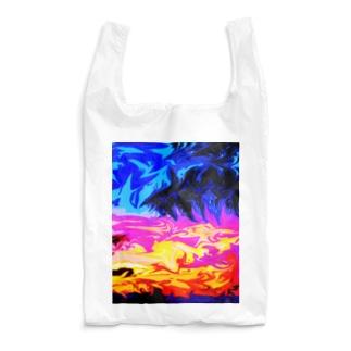 Sunset Reusable Bag