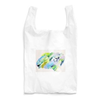 chiakiuedaの琴線にふれるいろ Reusable Bag