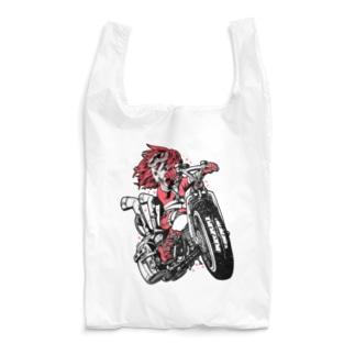 飛行自転車 Reusable Bag