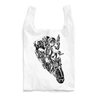 ピコピコハンマーと水鉄砲 Reusable Bag