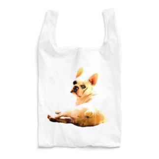 フレンチブルドッグ Reusable Bag
