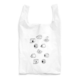 文鳥の巣 Reusable Bag