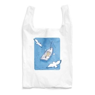 ナマケボート Reusable Bag