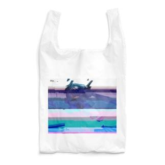グリッチセーラーちゃん Reusable Bag