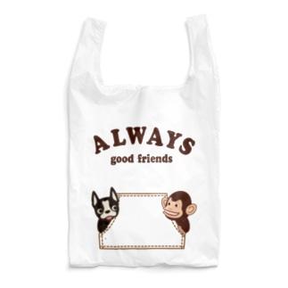 キッズモード某のグッドフレンズ Reusable Bag