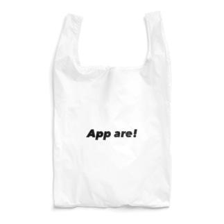 アッパレ! app are! Reusable Bag
