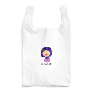 からあげ桜 Reusable Bag