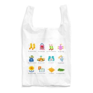 わちゃぽなアイコン🏓 Reusable Bag