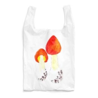 タマゴタケえええ Reusable Bag