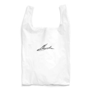 あごだしのトビウオ Reusable Bag
