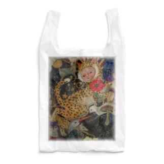 lucky cat Reusable Bag