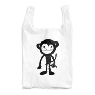 ビビビモンキーくん Reusable Bag