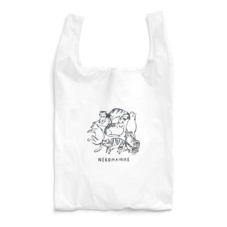 NEKOMAMIRE BK Reusable Bag