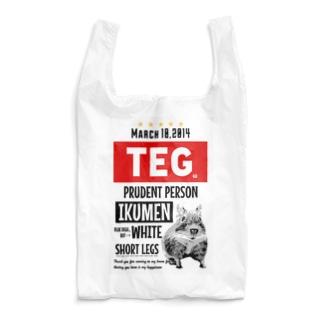 コムタン事務所のテグタンポスター Reusable Bag