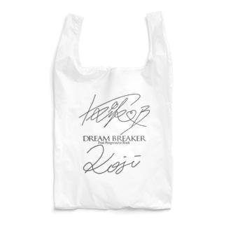 DREAM BREAKERサイン入りデザイン Reusable Bag