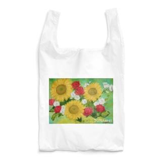 ハッピーフラワー Reusable Bag