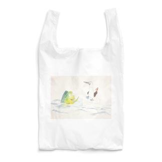 シイラとカツオドリ Reusable Bag