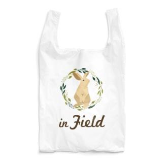 in Field ロゴ Reusable Bag
