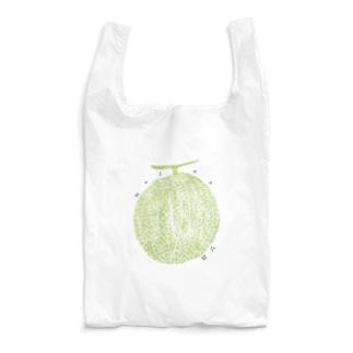 メロン melon  甜瓜 Reusable Bag