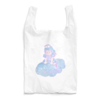もくもく魔法少女 Reusable Bag