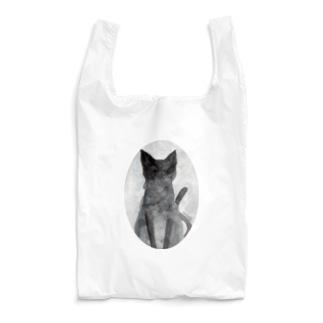 May Black cat Reusable Bag