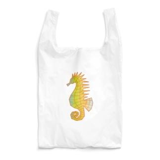 タツノオトシゴ Reusable Bag