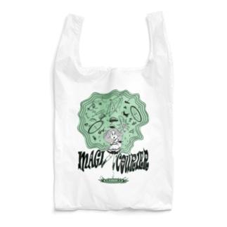 """""""MAGI COURIER"""" green #1 Reusable Bag"""